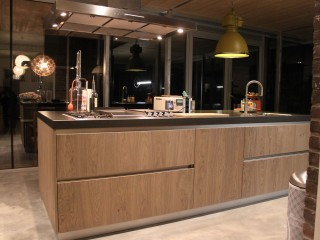 Keuken Industriele Design : Alligna stoere en industriele keukens